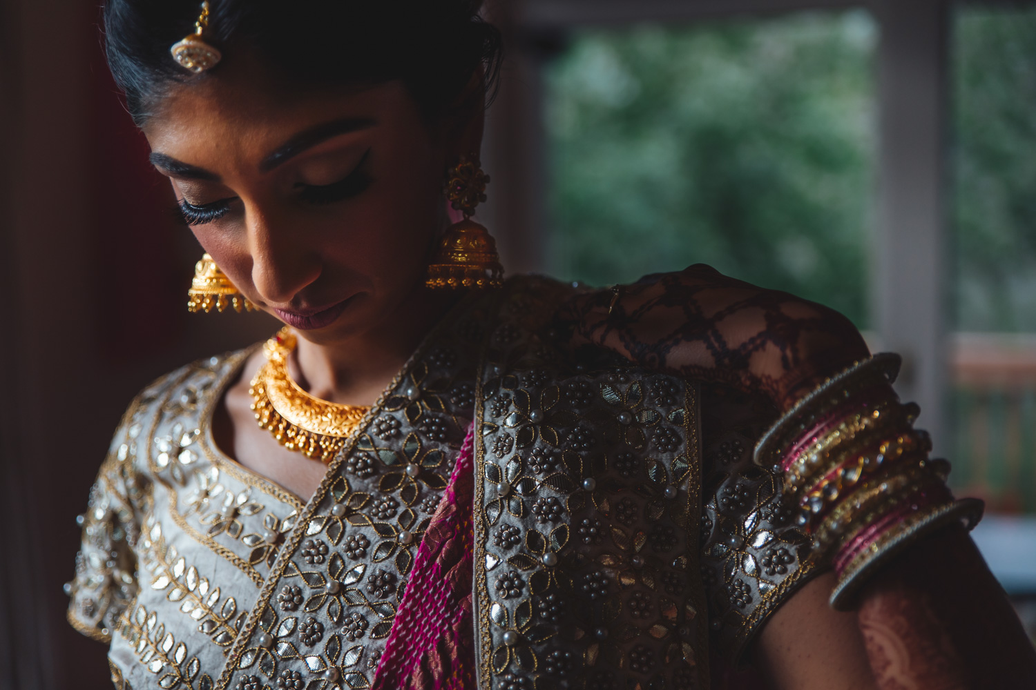 San Francisco Bay area Indian Hindu fusion wedding
