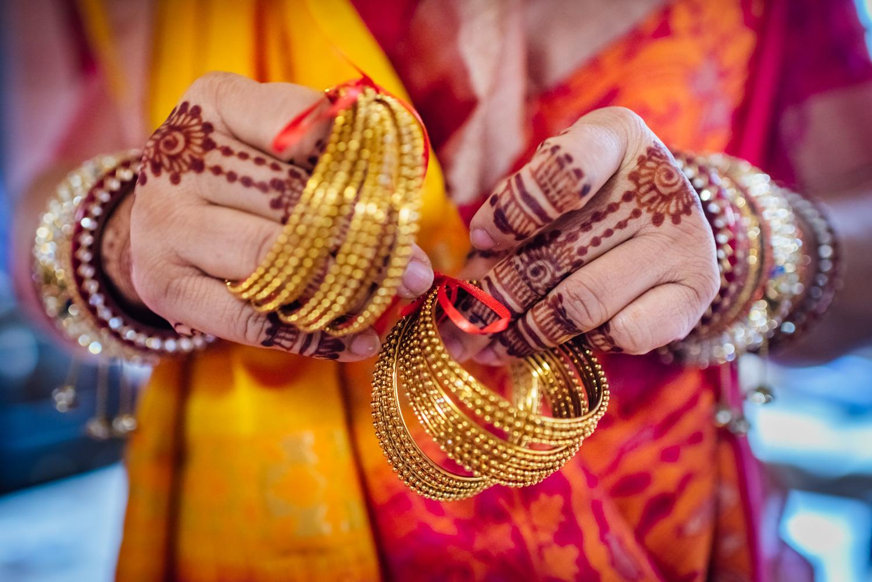 San Francisco Bay area Indian Hindu fusion wedding