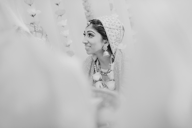 Indian fusion Wedding Quinlan Community Center