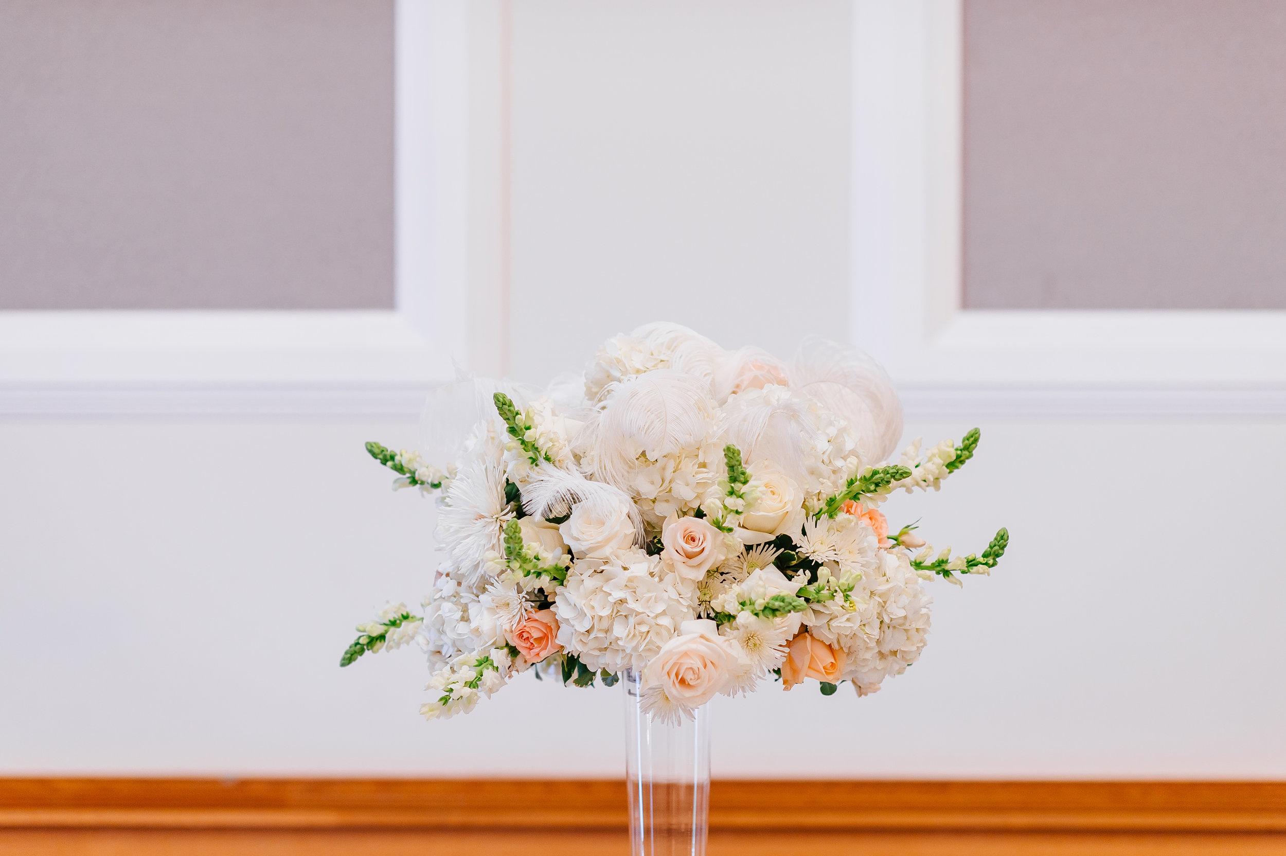 Wedding Reception Decor by Anais Events