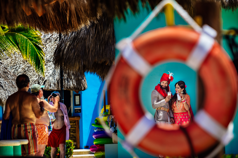 Indian Sikh Destination Wedding Puerto Vallarta Mexico