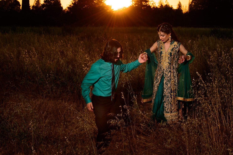 Punjabi Sikh Wedding Stockton
