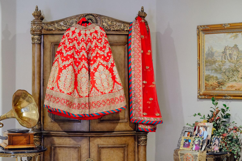 Indian Wedding dress punjabi wedding stockton