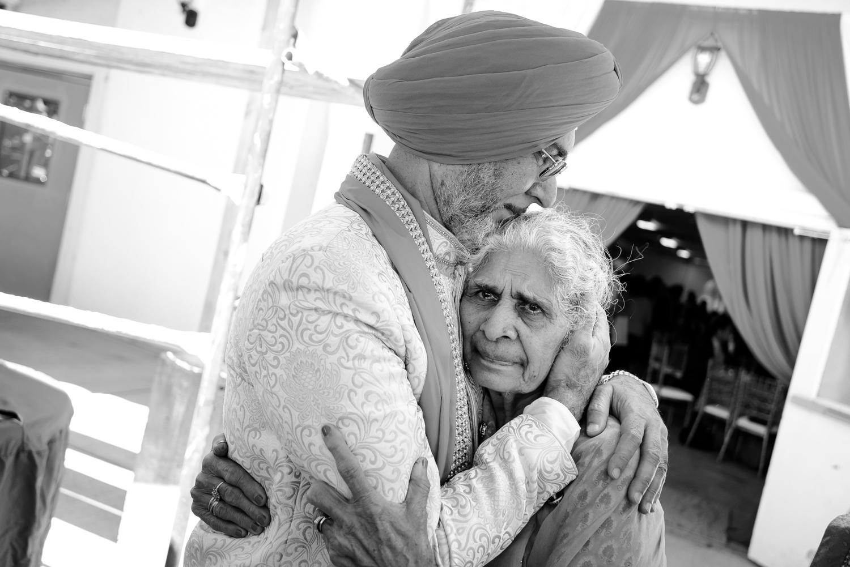 Indian Sikh wedding Stockton