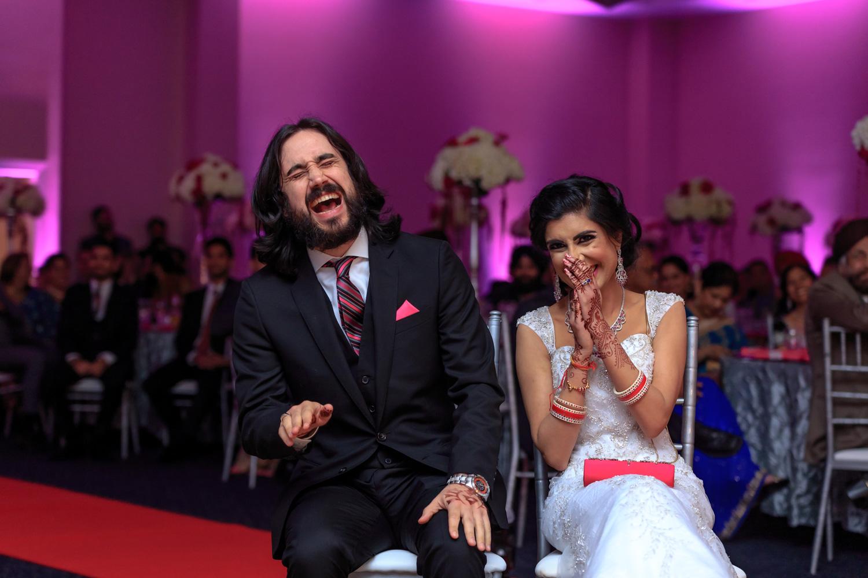 Indian fusion wedding Stockton