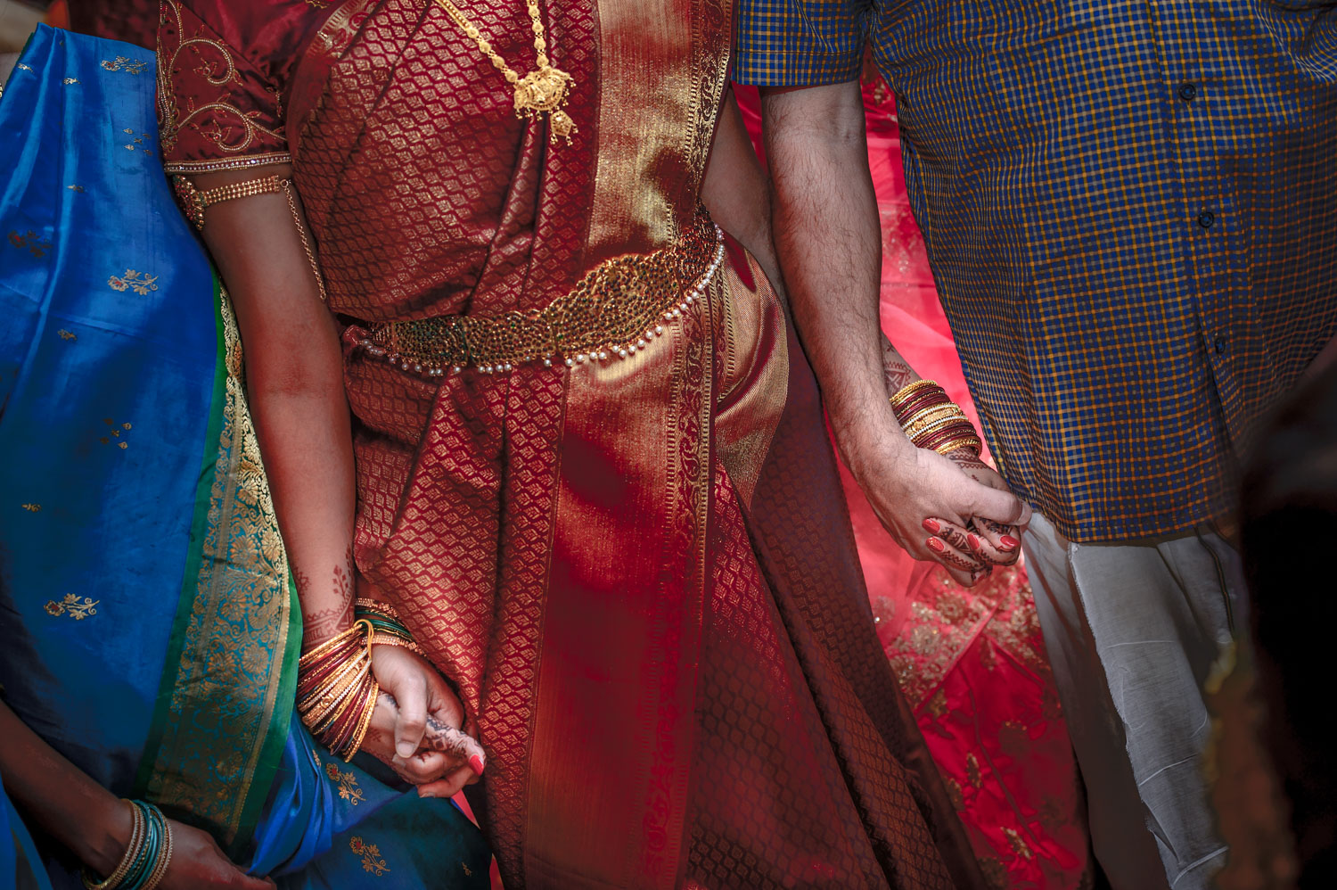Indian Hindu Wedding Livermore temple