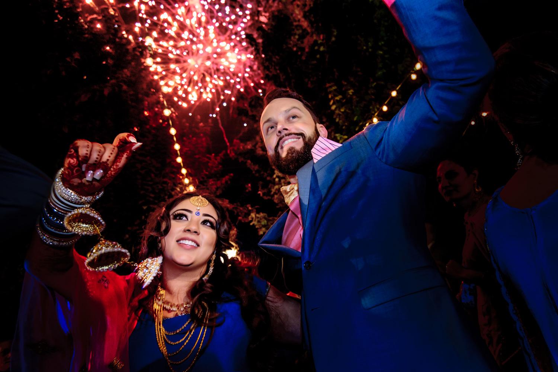 Indian Fusion punjabi wedding Lodi