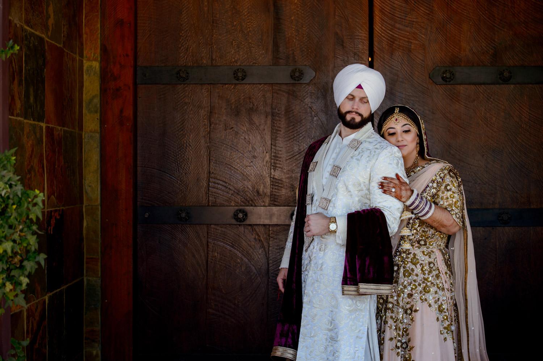 Indian Punjabi Sikh Wedding Viaggio Winery Lodi
