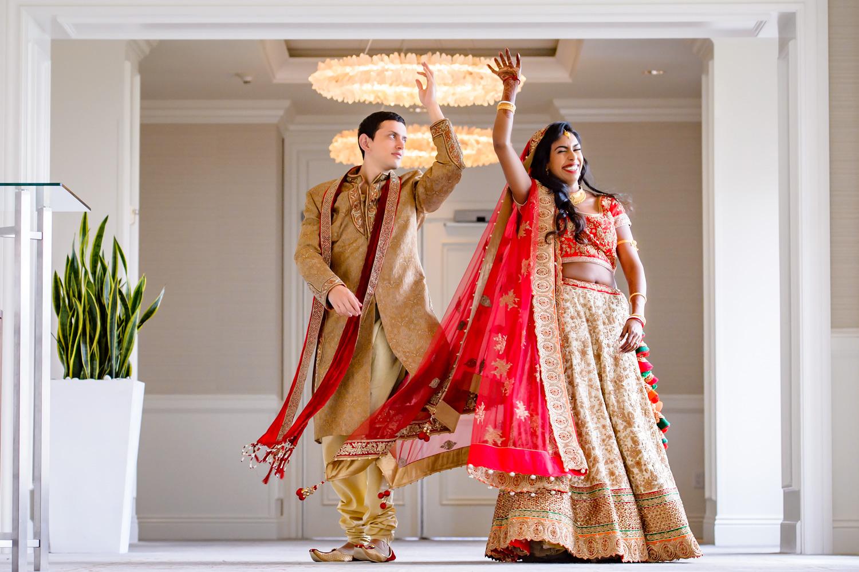 Bay area Indian Hindu wedding