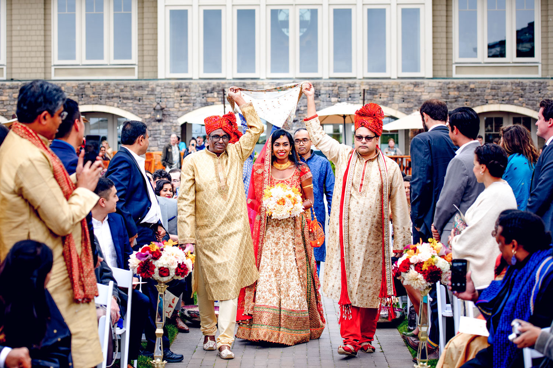 Bay area Indian Wedding The Ritz Carlton Half Moon Bay