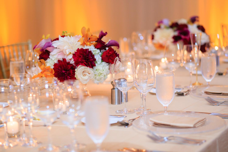 Bay area Indian Wedding Reception The Ritz Carlton Ballroom