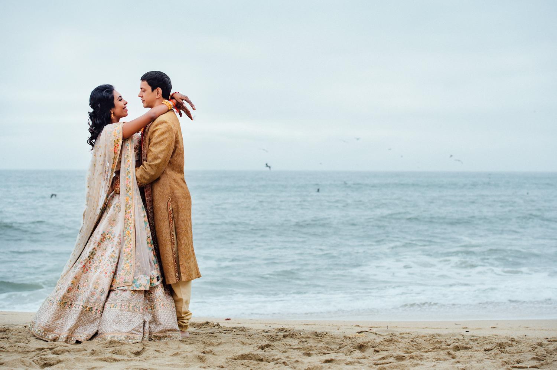 Bay area Indian Wedding Photographer The Ritz carlton Bay area Half Moon Bay