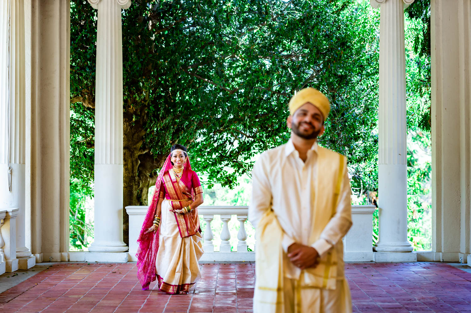 South Indian wedding bay area