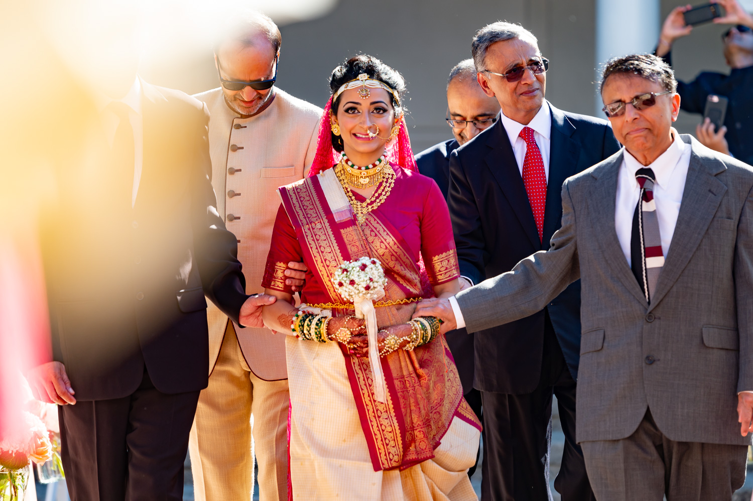 Bay area Indian wedding photography
