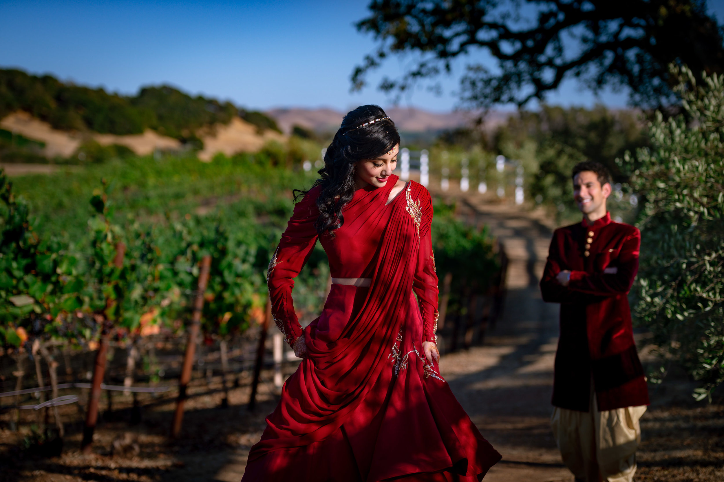 Meritage Indian wedding
