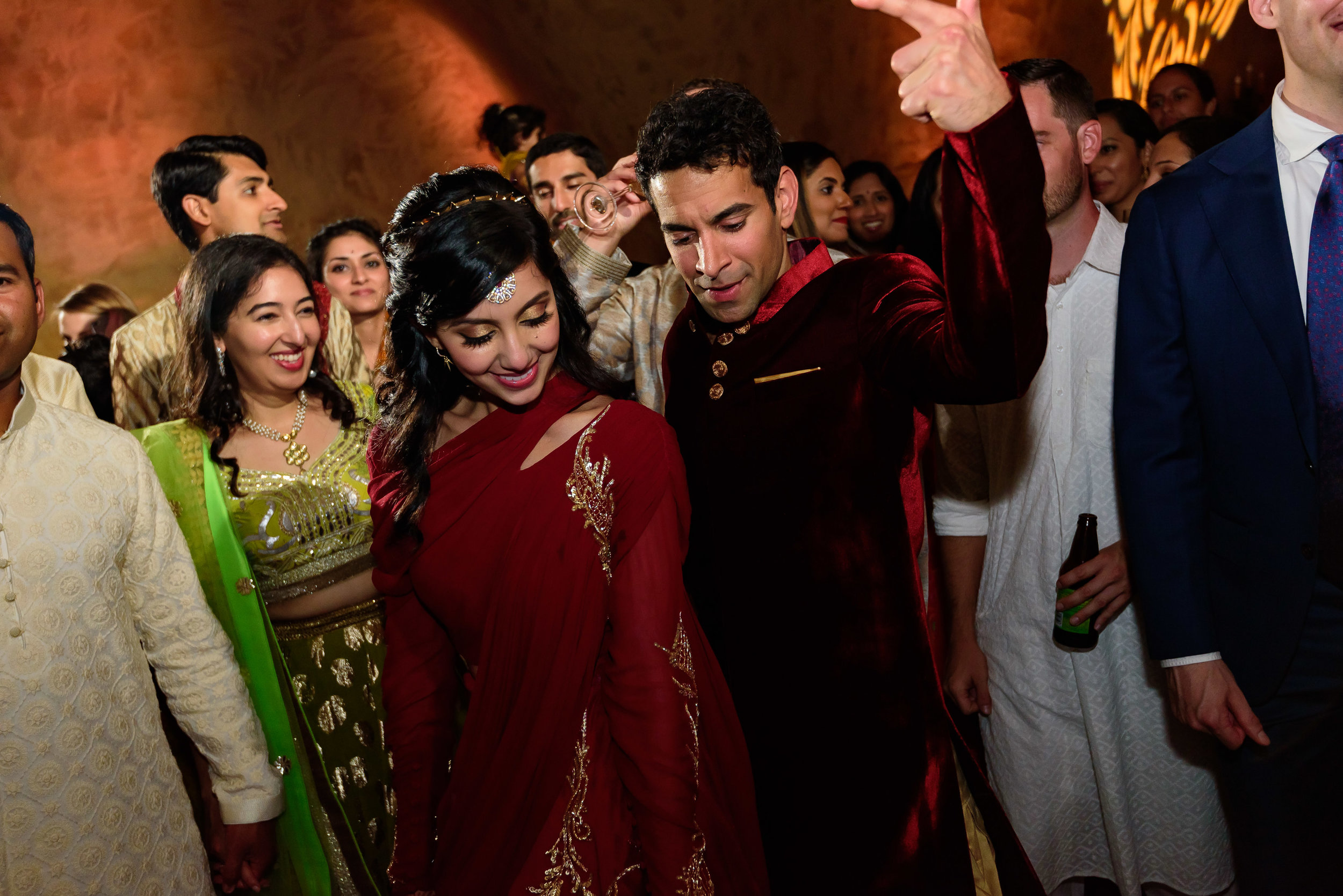 Meritage Resort Indian Wedding