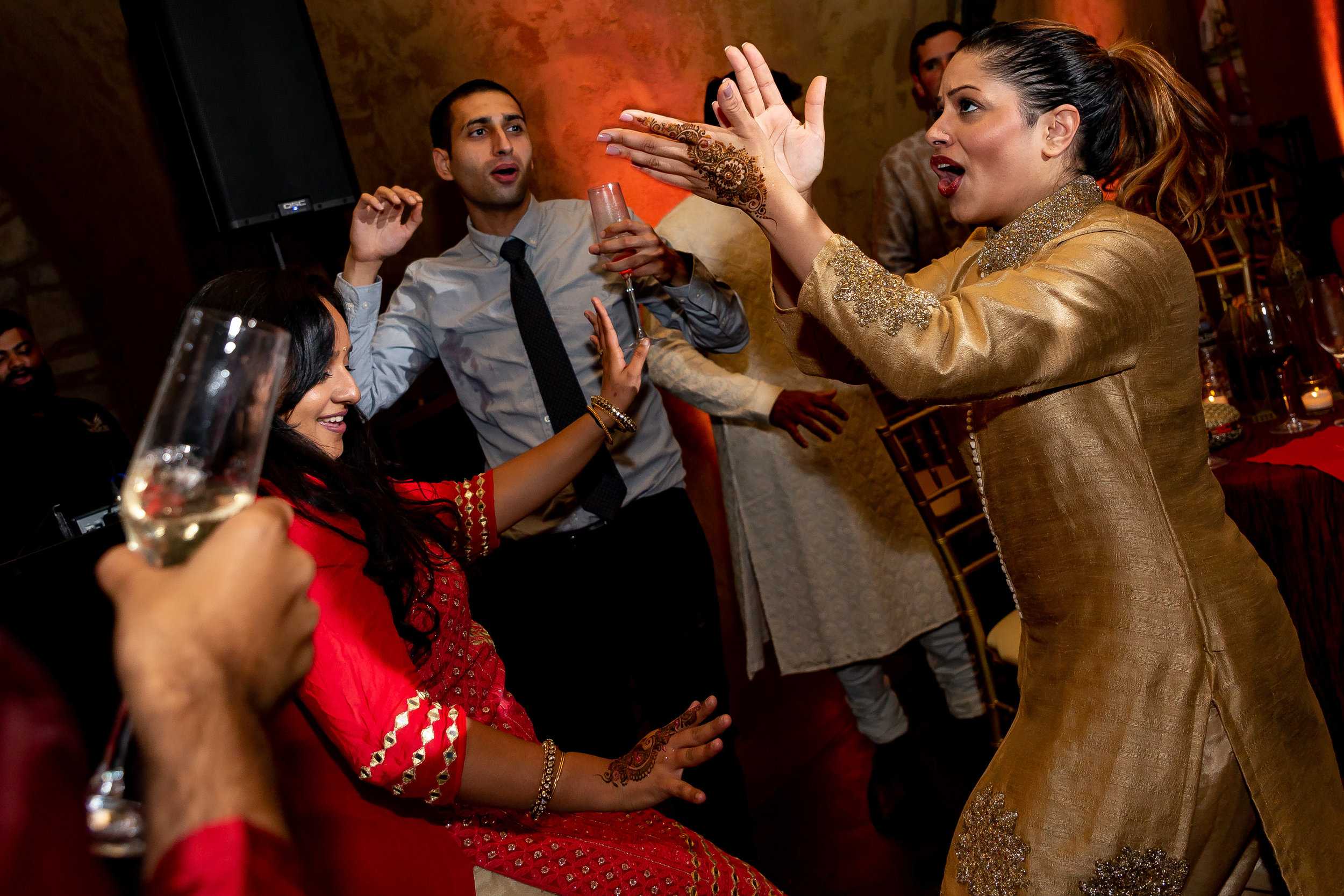 Meritage Resort Indian Wedding