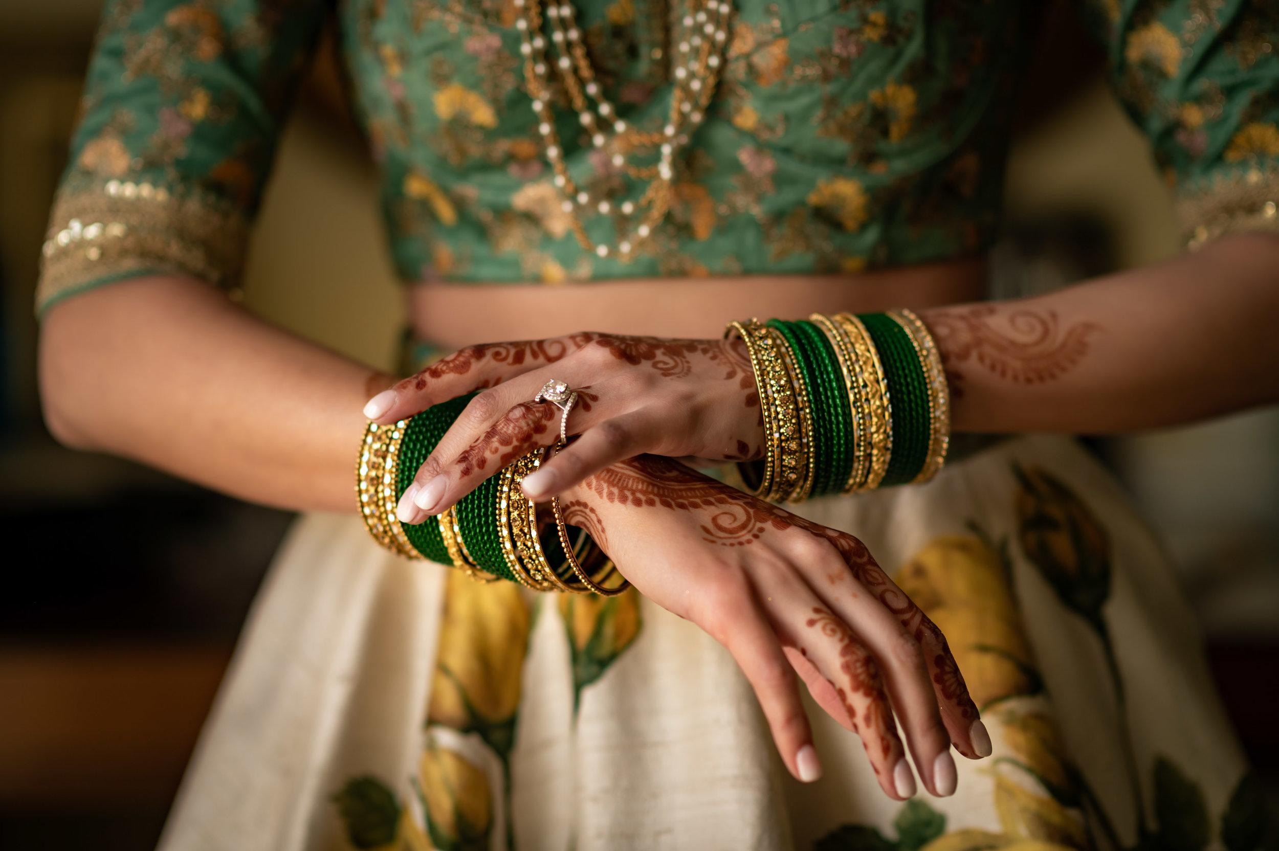 Indian wedding Carneros Resort