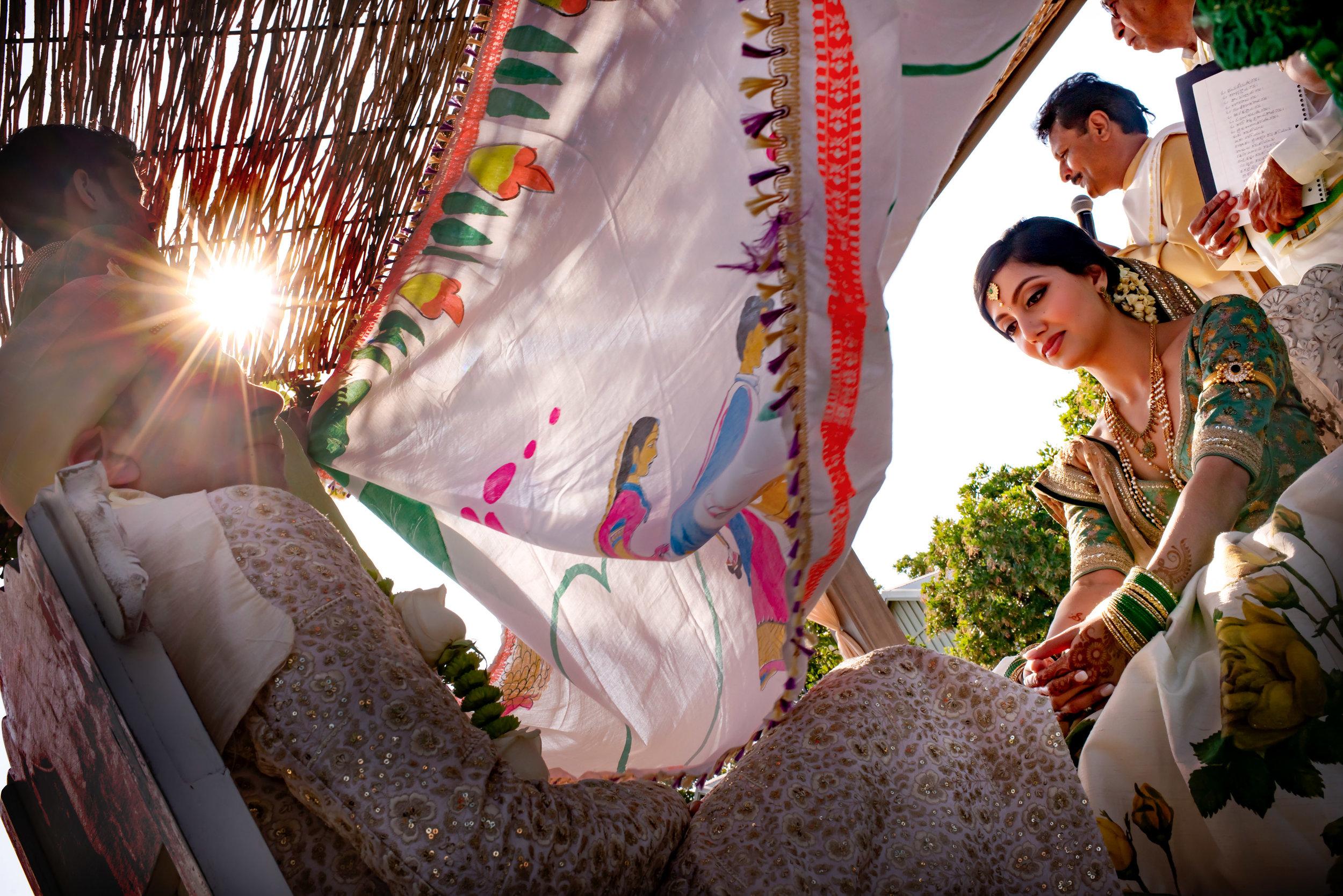 Hindu Indian wedding Napa