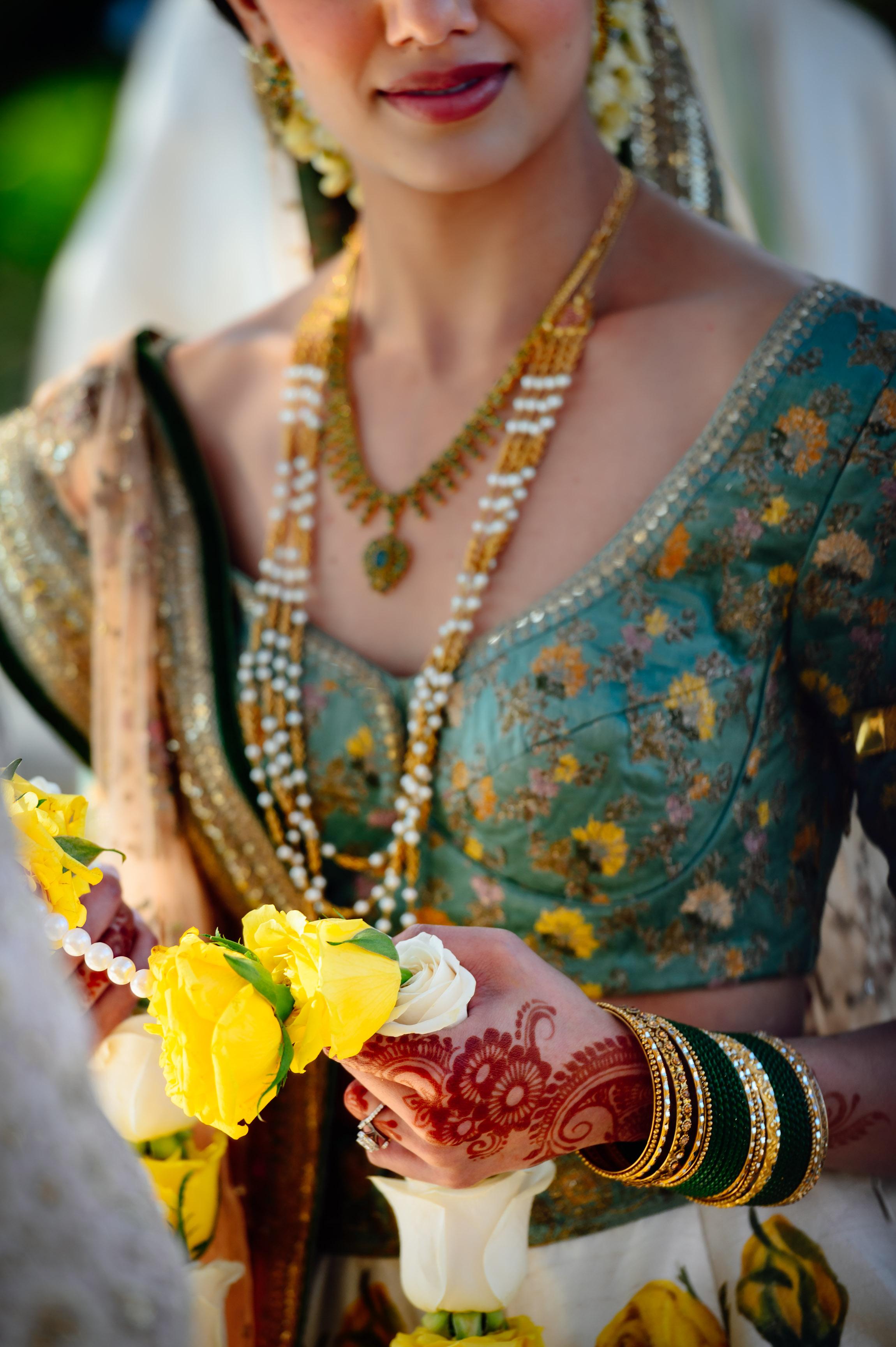 Hindu Indian wedding Carneros Resort Napa