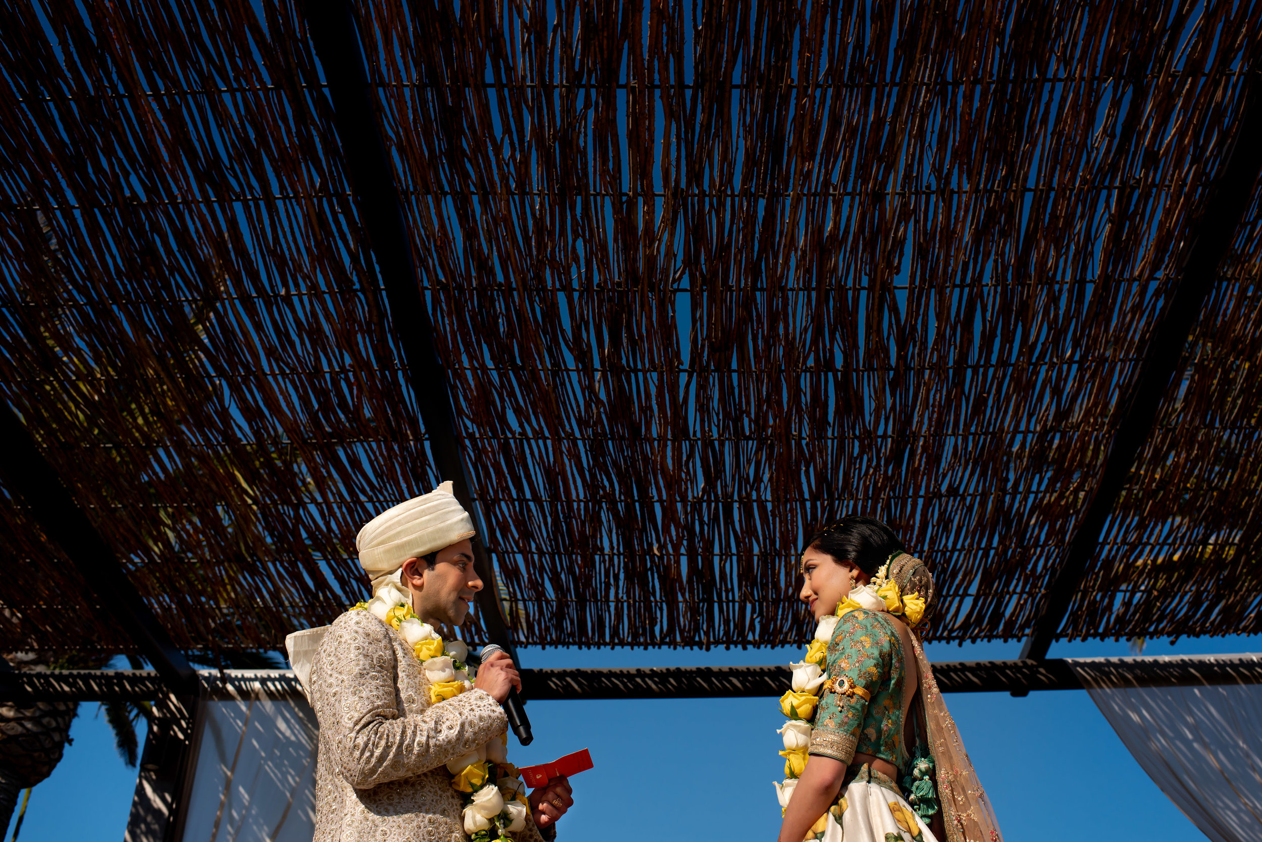 Carneros Resort Napa Indian wedding photographer