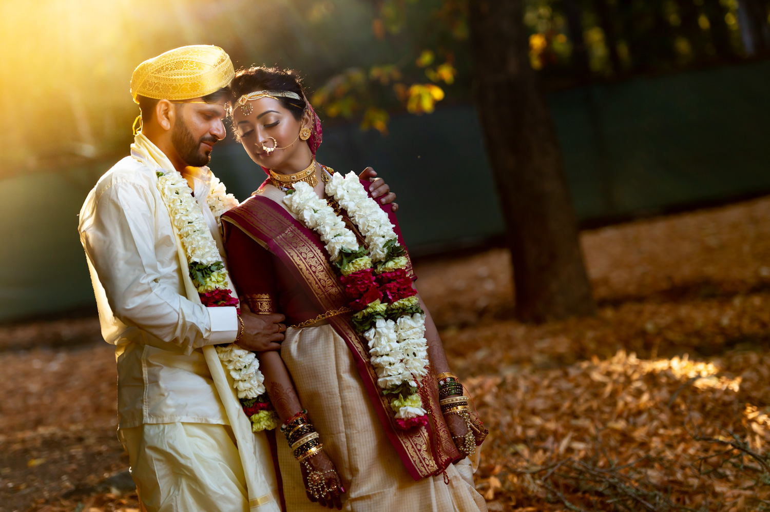 Montalvo Art Center Saratoga South Indian Wedding | Priyanka & Shri -