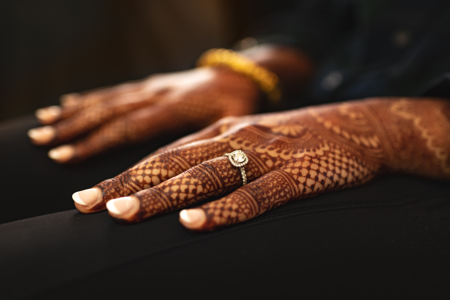 Ritz Carlton Half Moon Bay Indian Muslim wedding