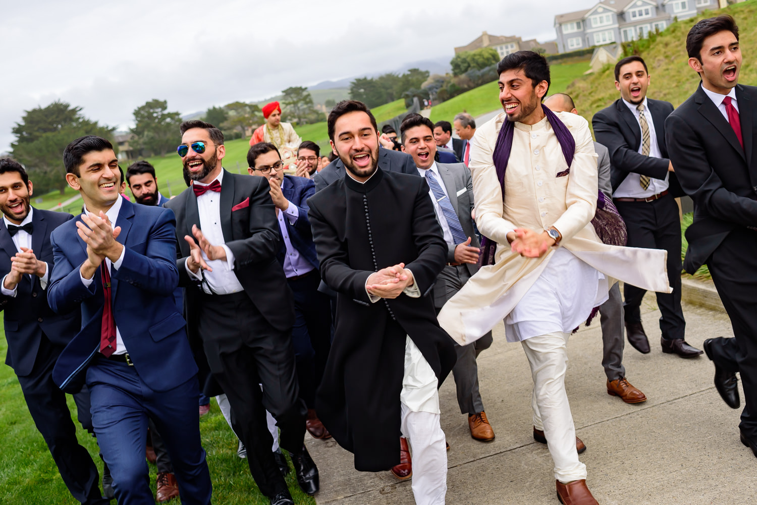 Ritz Carlton Half Moon Bay India Muslim wedding