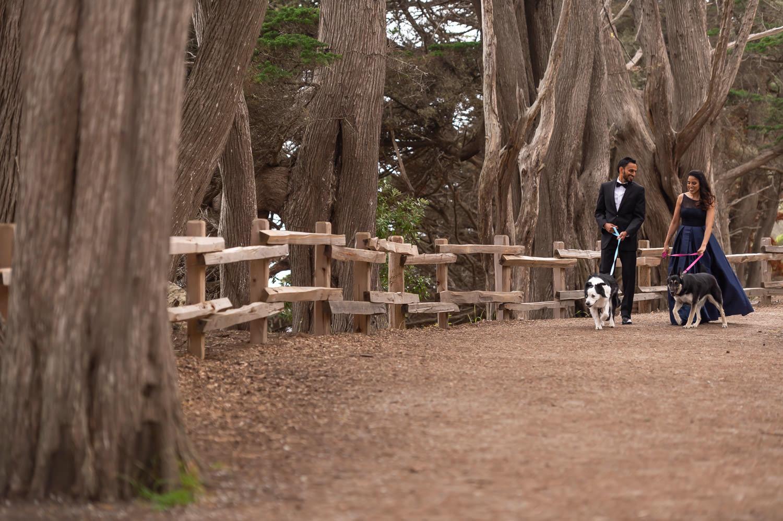 Engagement Shoot Half Moon Bay California