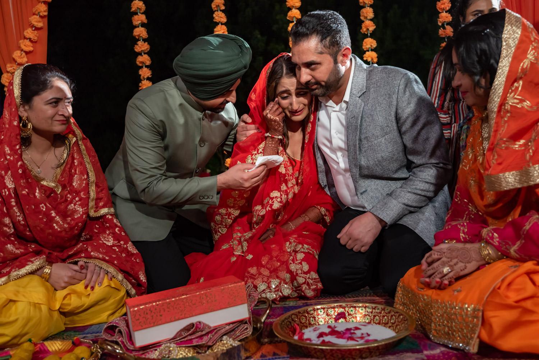 Lodi Sikh wedding photographer