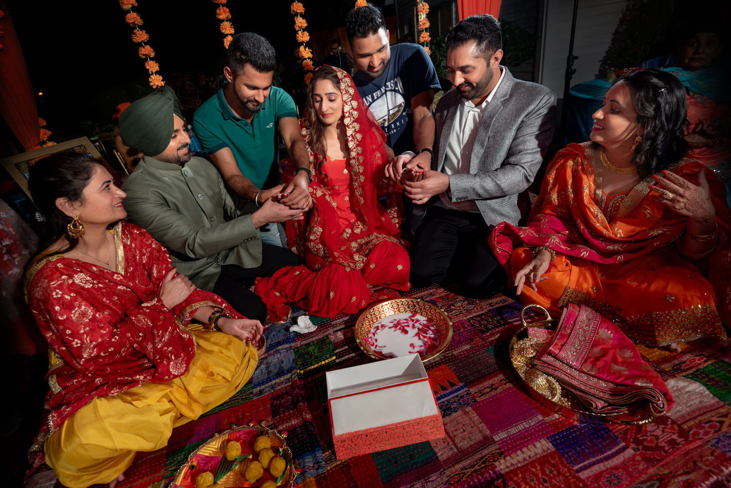 Lodi Sikh wedding photographer