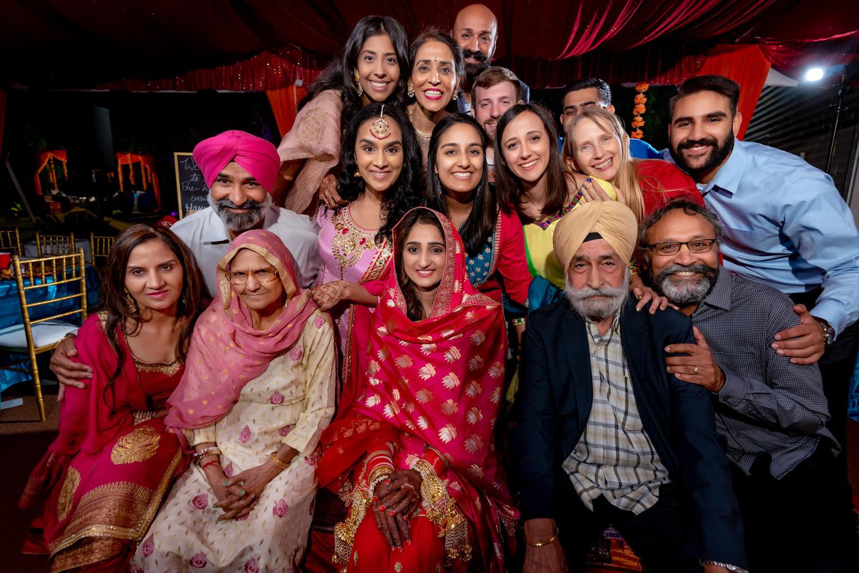 Sikh wedding photographer Modesto
