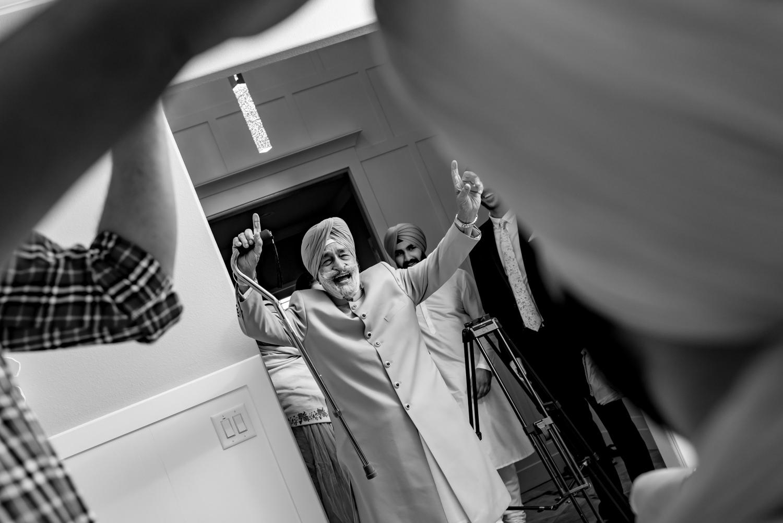 Indian Punjabi Sikh wedding Modesto