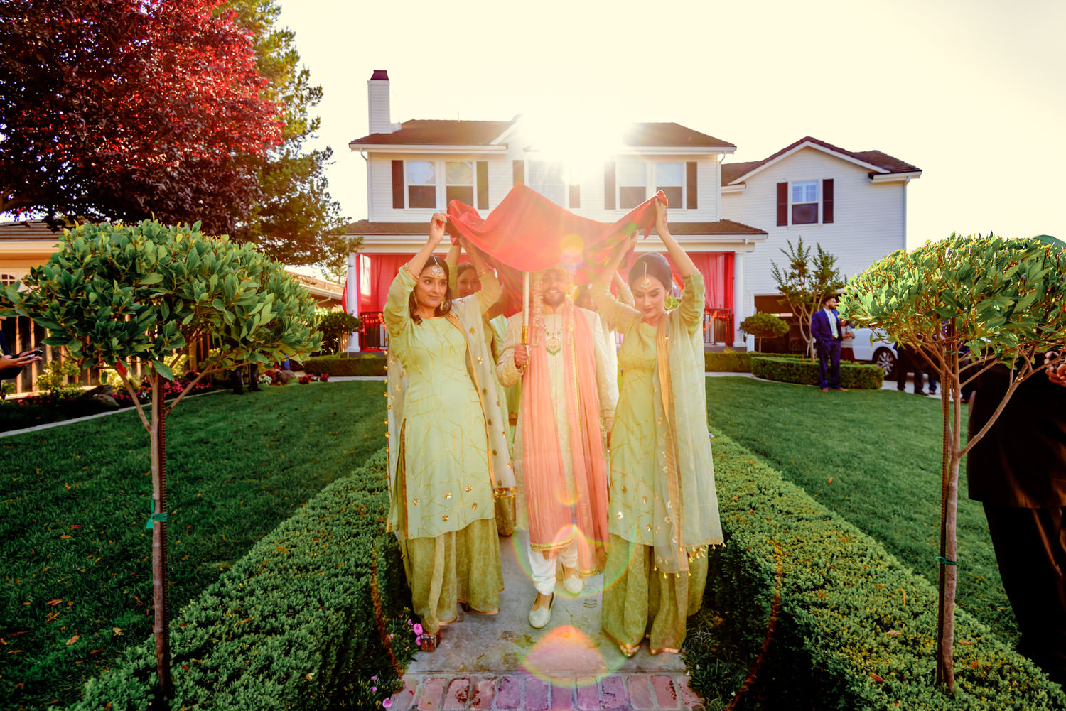 bay area Indian Punjabi Sikh wedding