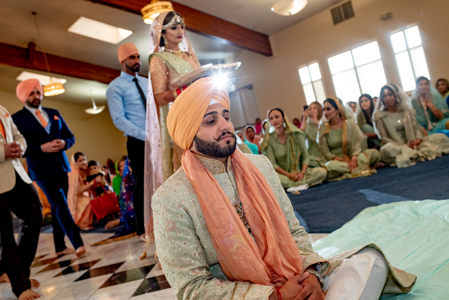 Indian Punjabi wedding photographer Lodi