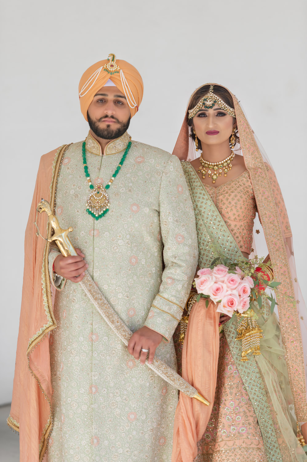 Indian Punjabi Sikh wedding photographer Sacramento