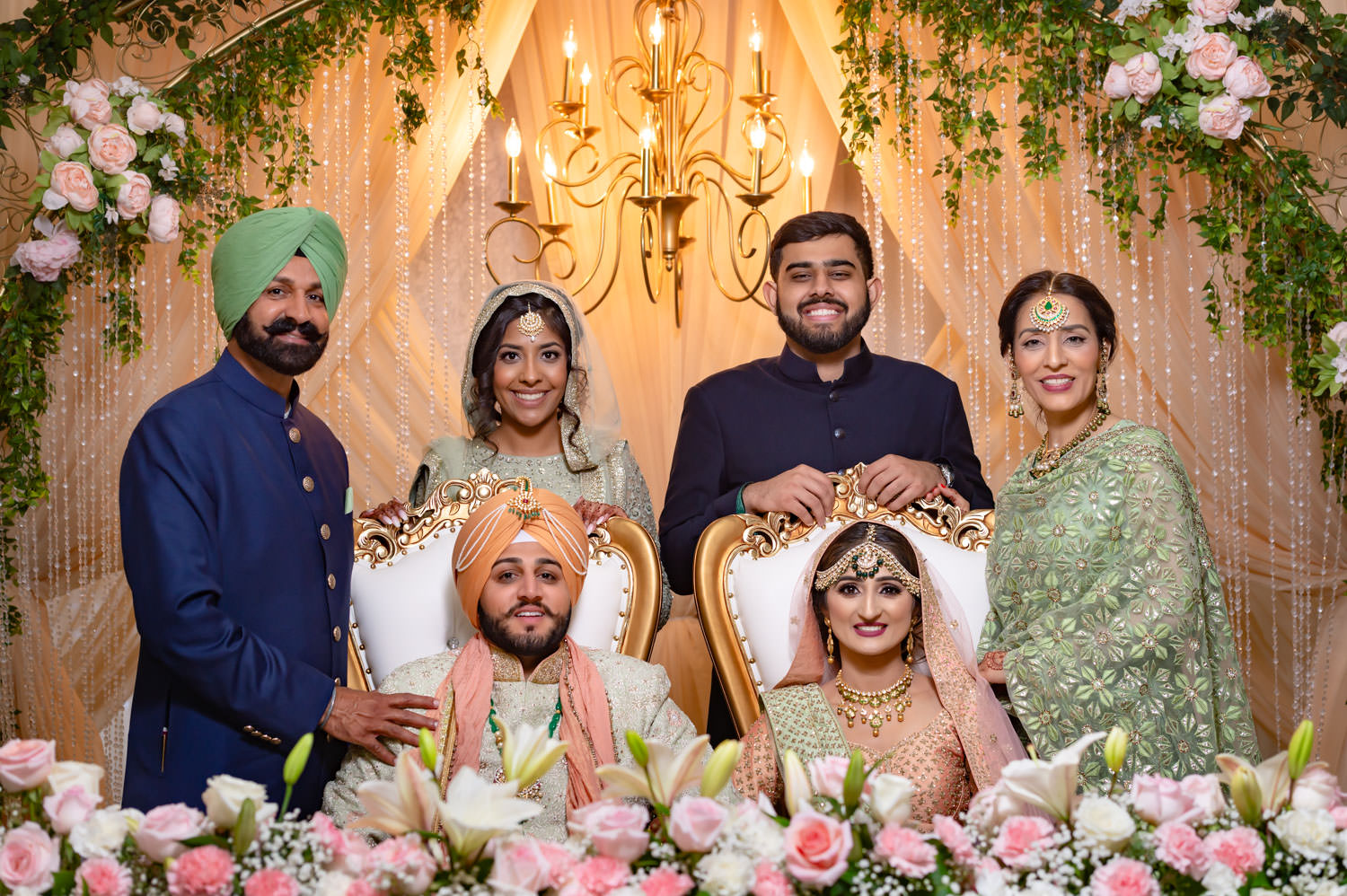 Indian Punjabi Sikh wedding photographer Lodi