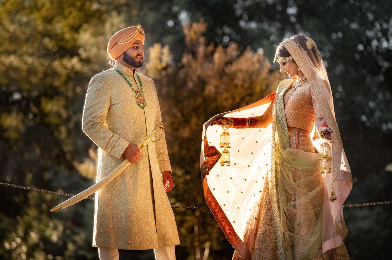 Indian Punjabi Sikh wedding photographer Stockton