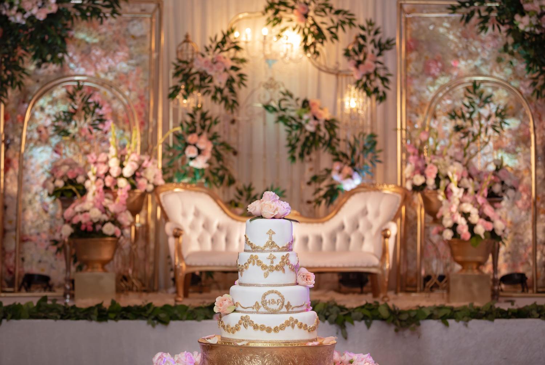 Indian Punjabi wedding Sai Decor