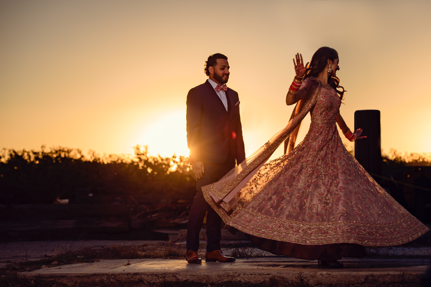 Sikh wedding photographer Modesto