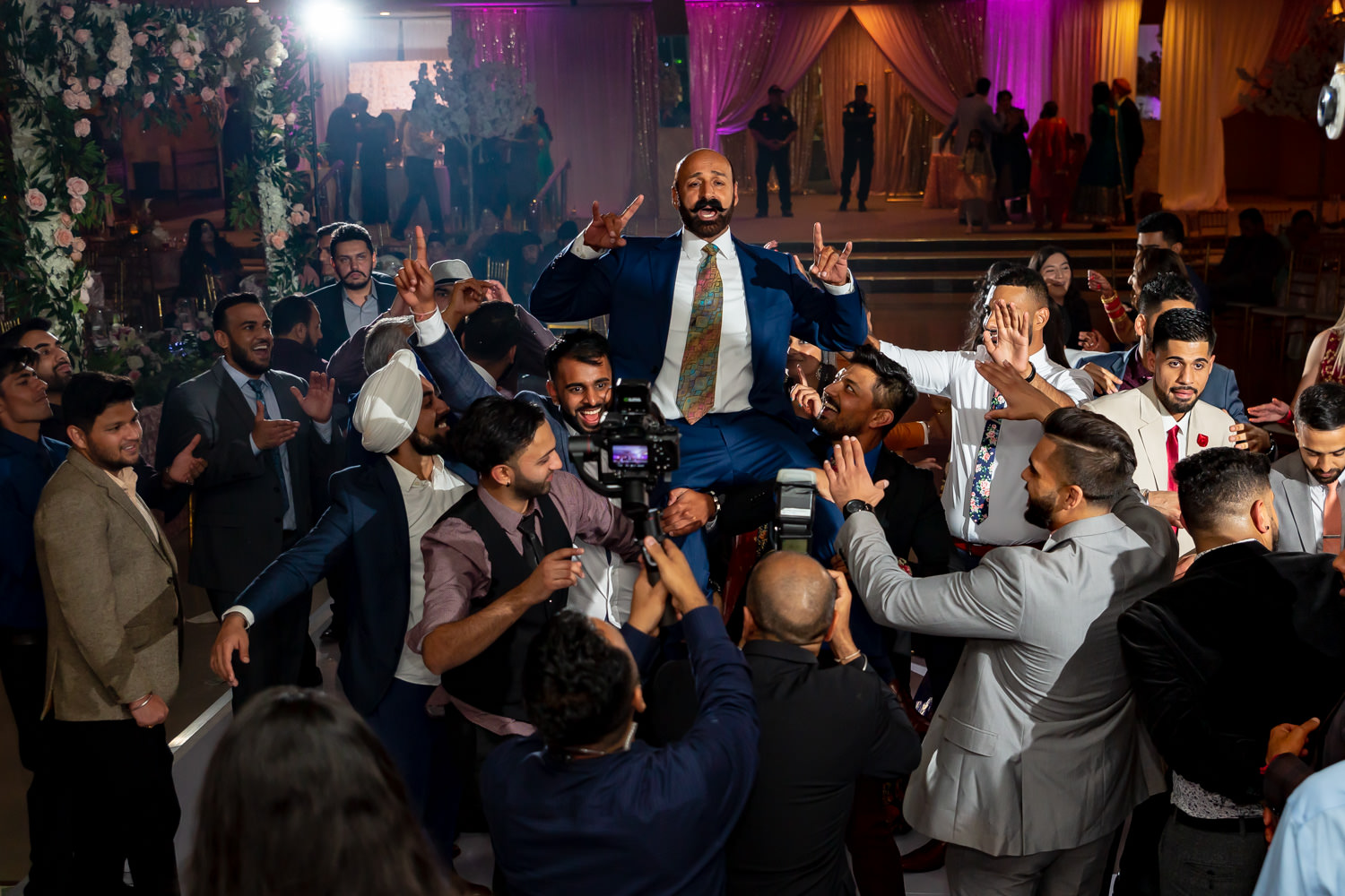 Indian wedding DJ Wicked Entertainment