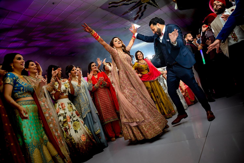 Indian wedding DJ Wicked Entertainment