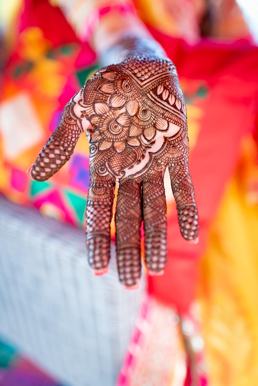Bridal Mehndi Hussain Maaz
