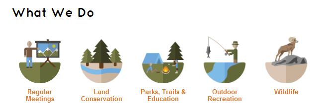GOCO's website features easy-to-digest information.