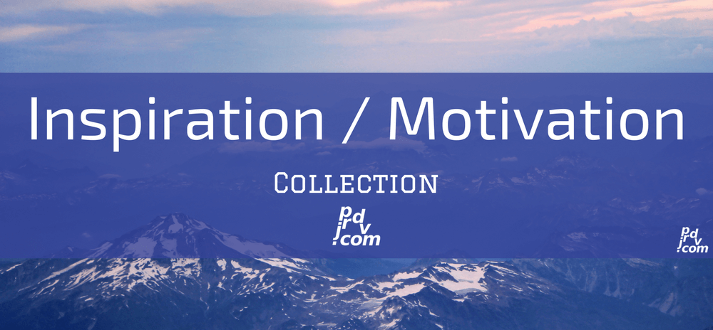 Inspiration / Motivation Site Collection