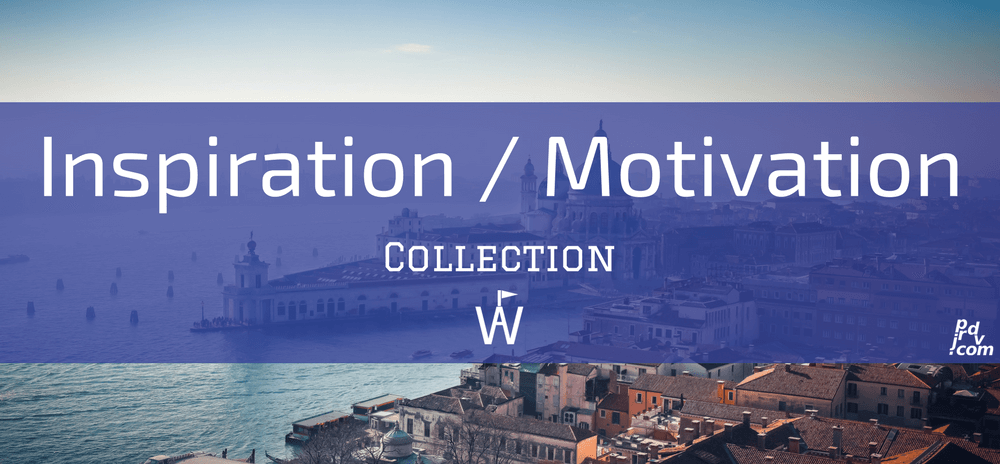 Inspiration / Motivation Workavel Collection
