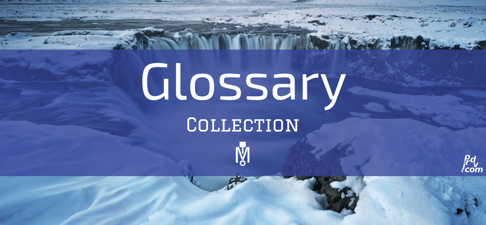 Glossary Magnobusiness Collection
