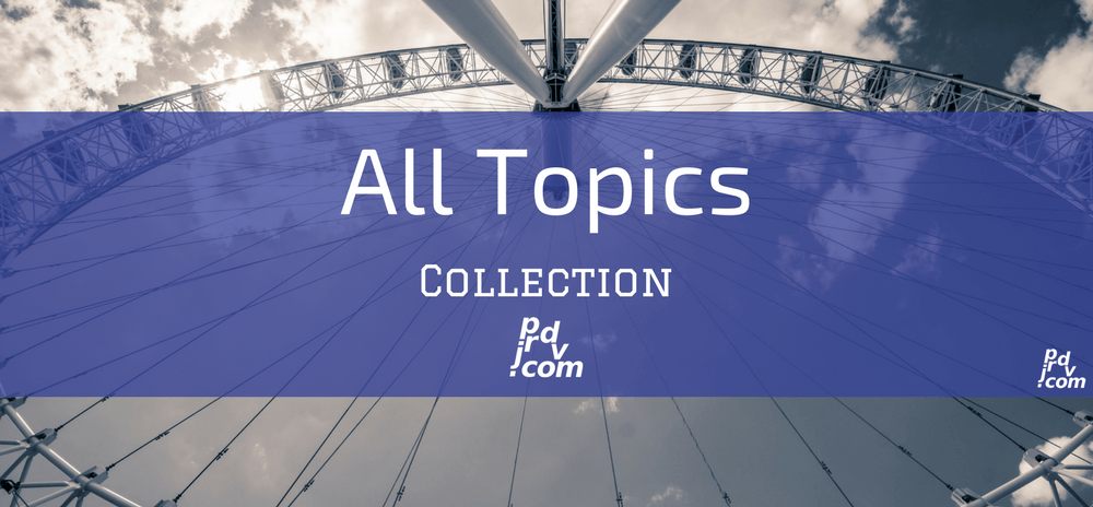 All Topics Site Collection