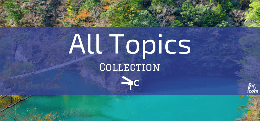 All Topics jprdvTheCorner Collection