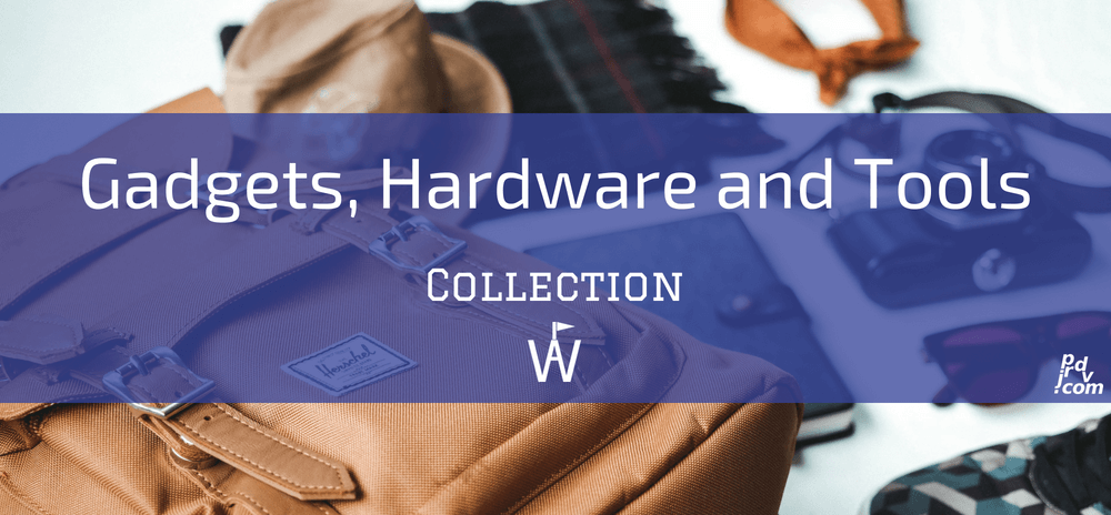 Gadgets, Hardware and Tools Workavel Collection Workavel Collection